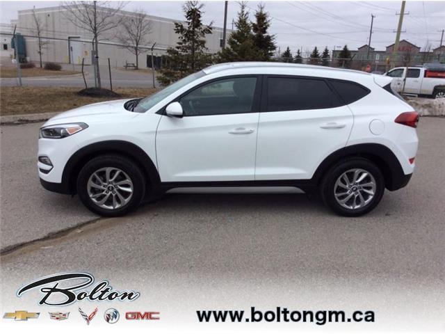2017 Hyundai Tucson  (Stk: 253467A) in Bolton - Image 1 of 15