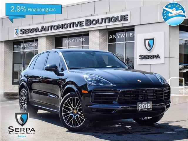 2019 Porsche Cayenne Base (Stk: C1020) in Aurora - Image 1 of 30