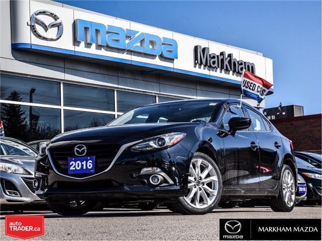 2016 Mazda Mazda3 GT (Stk: P1962) in Markham - Image 1 of 27