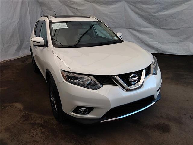 2016 Nissan Rogue SL Premium (Stk: U1857) in Thunder Bay - Image 1 of 16