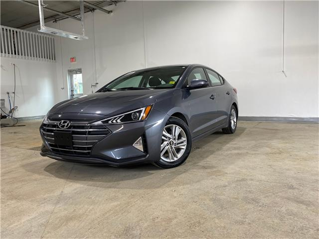 2019 Hyundai Elantra Preferred (Stk: F833) in Saskatoon - Image 1 of 16