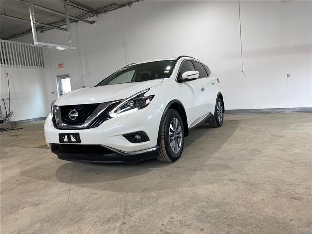 2018 Nissan Murano SV (Stk: B2291) in Prince Albert - Image 1 of 15