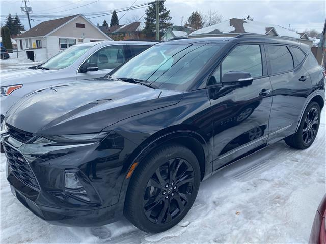 2020 Chevrolet Blazer RS (Stk: 20158) in Sioux Lookout - Image 1 of 10