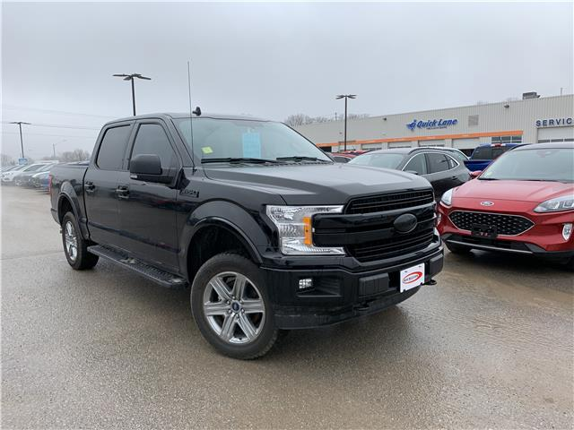 2018 Ford F-150 XLT (Stk: 19T1465A) in Midland - Image 1 of 1