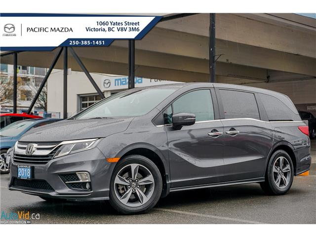 2018 Honda Odyssey EX-L (Stk: PHO505174) in Victoria - Image 1 of 19