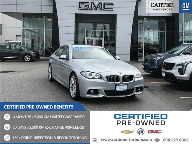 2016 BMW 528i xDrive (Stk: 973650) in North Vancouver - Image 1 of 28