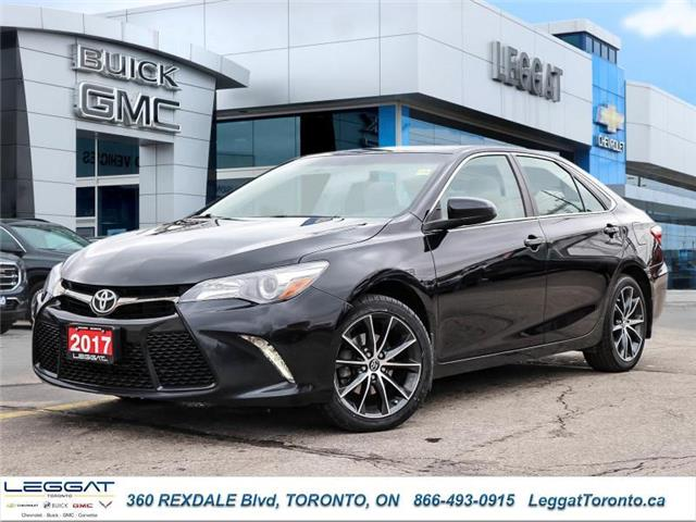 2017 Toyota Camry LE (Stk: T11731) in Etobicoke - Image 1 of 28