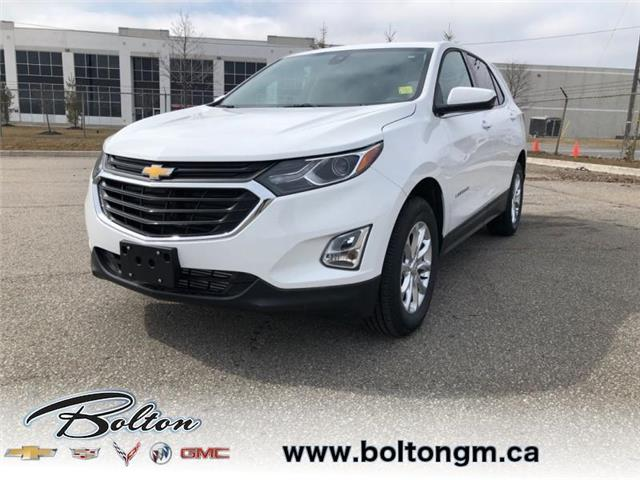 2020 Chevrolet Equinox LT (Stk: 208930) in Bolton - Image 1 of 14