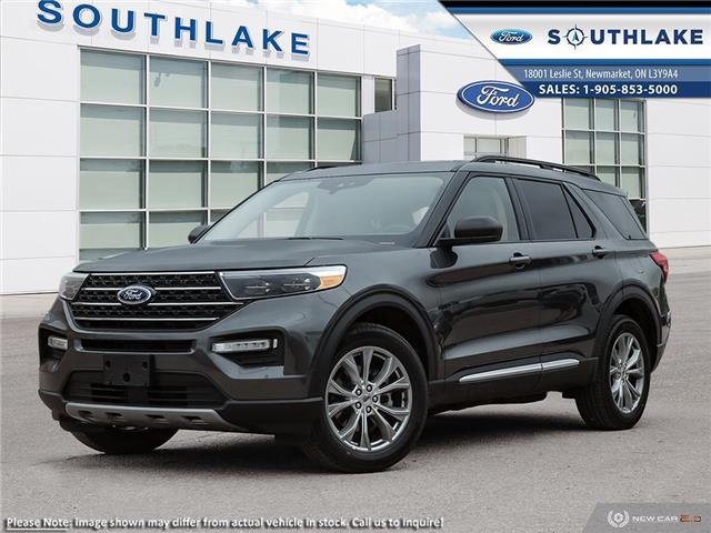 2020 Ford Explorer XLT (Stk: 26592) in Newmarket - Image 1 of 22