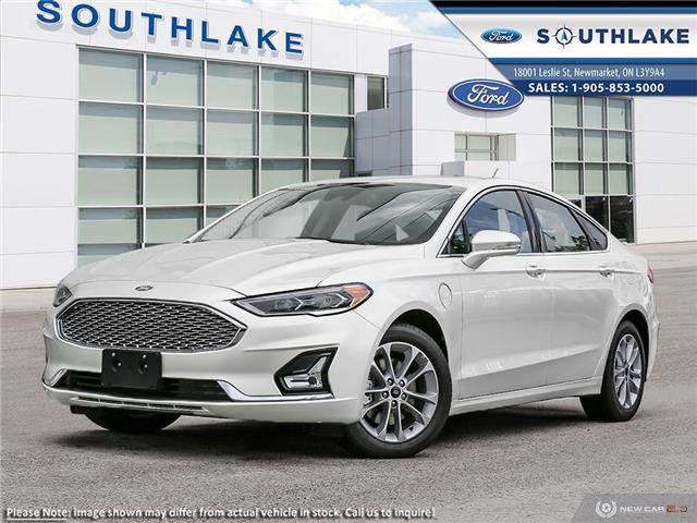2020 Ford Fusion Energi Titanium (Stk: 27222) in Newmarket - Image 1 of 23