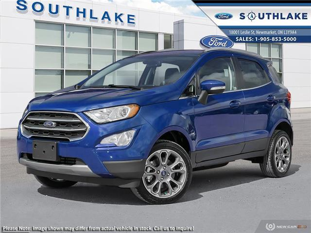 2020 Ford EcoSport Titanium (Stk: 27607) in Newmarket - Image 1 of 22