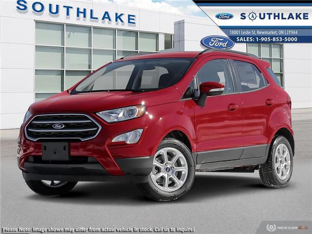 2020 Ford EcoSport SE (Stk: 26027) in Newmarket - Image 1 of 23