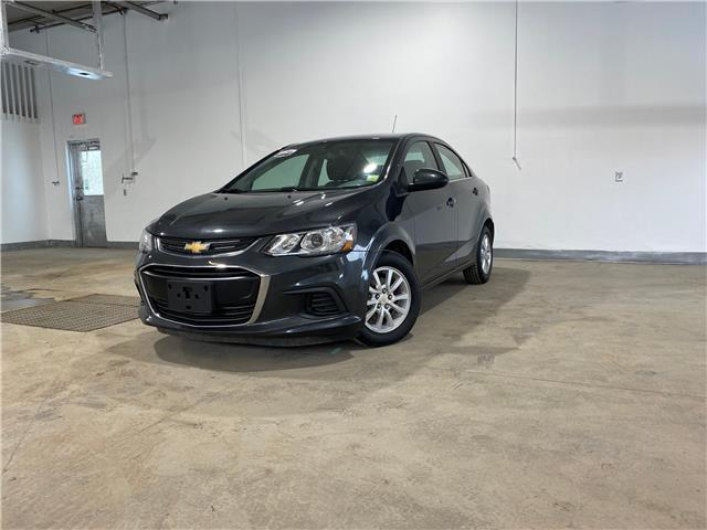 2017 Chevrolet Sonic LT Auto 1g1jd5shxh4172168 F817A in Saskatoon