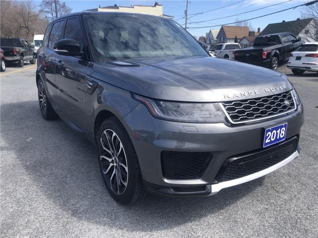 2018 Land Rover Range Rover Sport HSE (Stk: 20120A) in Cornwall - Image 1 of 26