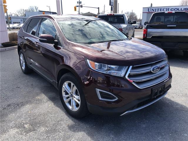 2017 Ford Edge SEL (Stk: 20048A) in Cornwall - Image 1 of 27
