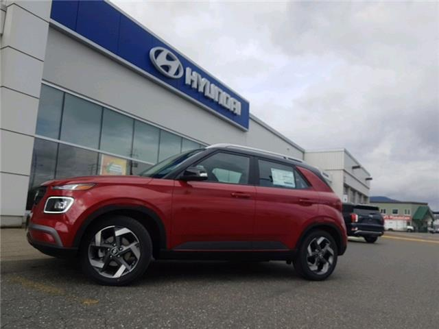 2020 Hyundai Venue Trend w/Urban PKG - Black Interior (IVT) (Stk: HA3-4573) in Chilliwack - Image 1 of 11