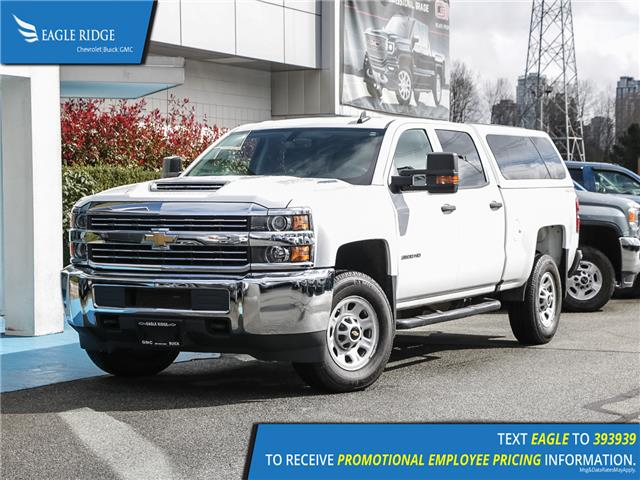 2017 Chevrolet Silverado 3500HD WT (Stk: 170908) in Coquitlam - Image 1 of 15