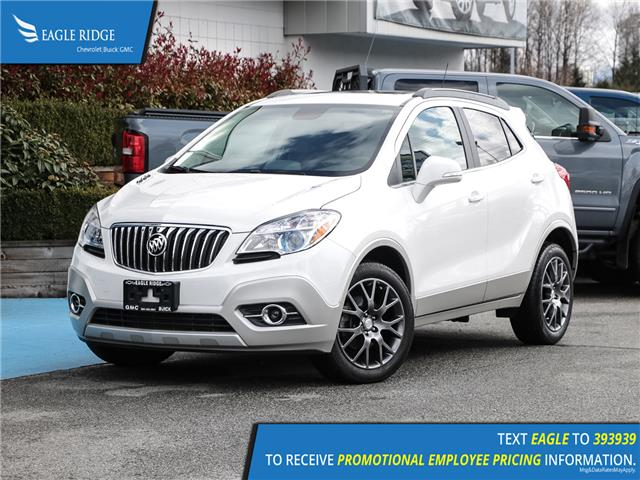 2016 Buick Encore Sport Touring (Stk: 160003) in Coquitlam - Image 1 of 16