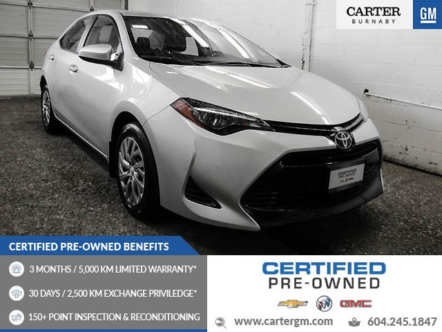 2019 Toyota Corolla LE (Stk: T9-70561) in Burnaby - Image 1 of 23