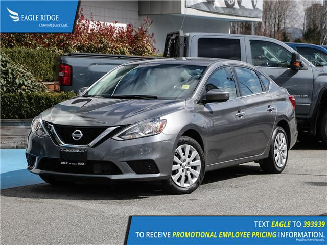 2018 Nissan Sentra 1.8 S (Stk: 180074) in Coquitlam - Image 1 of 15