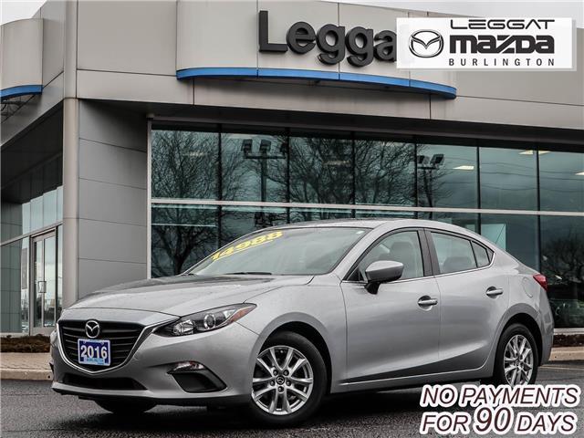 2016 Mazda Mazda3 GS (Stk: 2170) in Burlington - Image 1 of 30