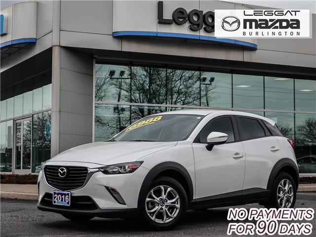 2016 Mazda CX-3  (Stk: 2171LT) in Burlington - Image 1 of 29