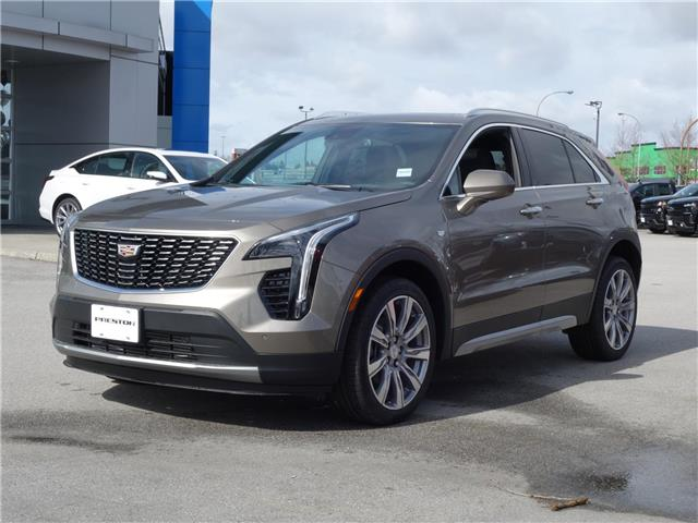 2020 Cadillac XT4 Premium Luxury (Stk: 0204590) in Langley City - Image 1 of 6