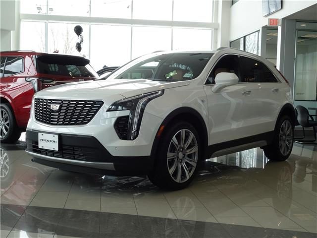 2020 Cadillac XT4 Premium Luxury (Stk: 0204760) in Langley City - Image 1 of 6