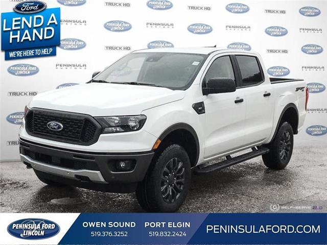 2020 Ford Ranger XLT (Stk: 20RA01) in Owen Sound - Image 1 of 24