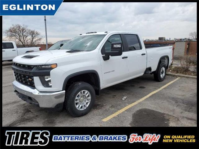 2020 Chevrolet Silverado 2500HD Work Truck (Stk: LF155407) in Mississauga - Image 1 of 7