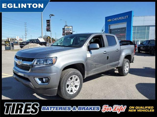 2020 Chevrolet Colorado LT (Stk: L1199043) in Mississauga - Image 1 of 18