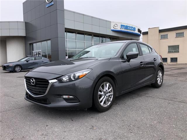 2018 Mazda Mazda3 Sport  (Stk: 20p008) in Kingston - Image 1 of 16