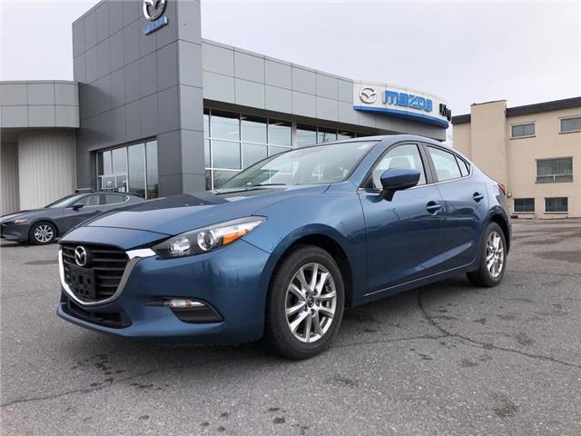 2018 Mazda Mazda3  (Stk: 20T007A) in Kingston - Image 1 of 15