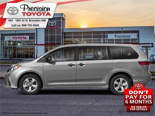 2020 Toyota Sienna LE 8-Passenger (Stk: 20227) in Brandon - Image 1 of 1