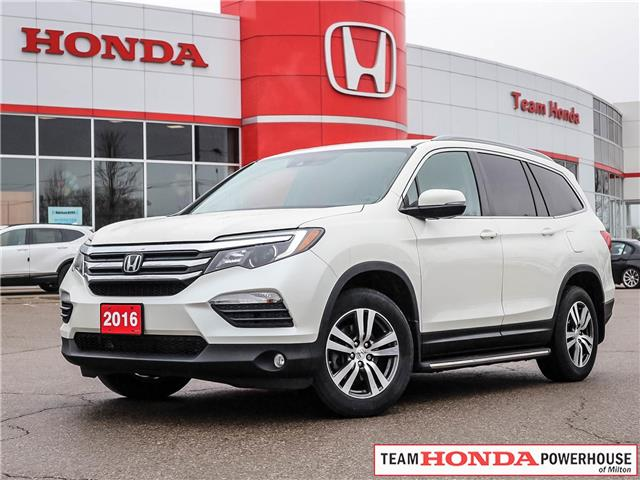2016 Honda Pilot EX-L RES (Stk: 3547) in Milton - Image 1 of 30