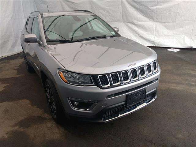 2019 Jeep Compass Limited (Stk: U1841) in Thunder Bay - Image 1 of 20