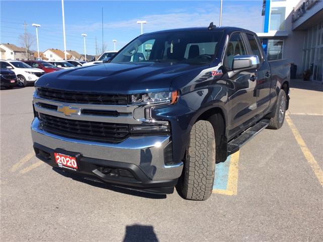 2020 Chevrolet Silverado 1500 LT (Stk: 71946) in Carleton Place - Image 1 of 12