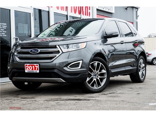 2017 Ford Edge Titanium (Stk: 20305) in Chatham - Image 1 of 26