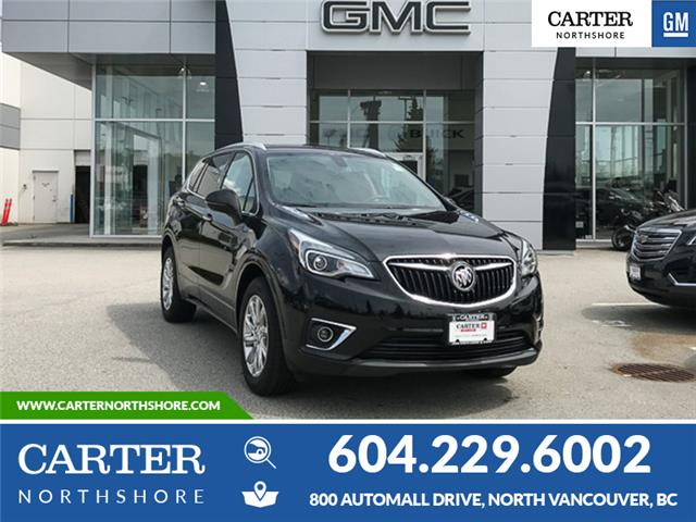 2019 Buick Envision Essence (Stk: 9K17620) in North Vancouver - Image 1 of 13