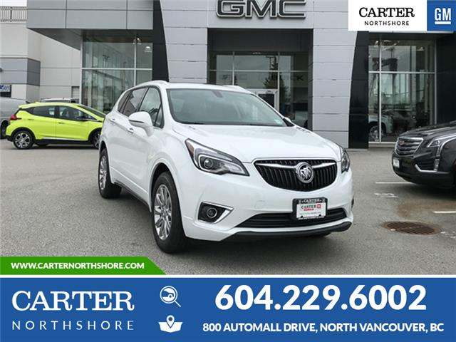 2019 Buick Envision Essence (Stk: 9K60990) in North Vancouver - Image 1 of 13
