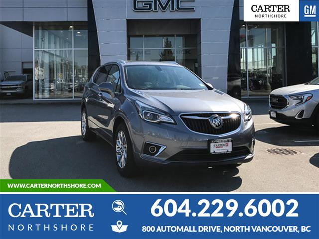 2019 Buick Envision Essence (Stk: 9K77590) in North Vancouver - Image 1 of 12