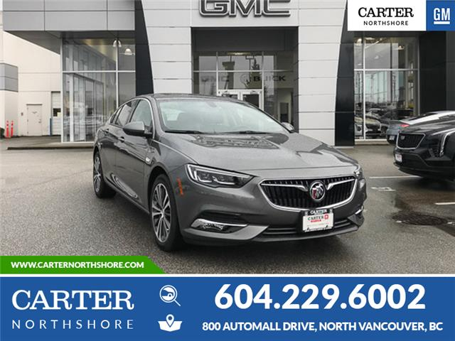 2019 Buick Regal Sportback Essence (Stk: 9K23900) in North Vancouver - Image 1 of 13