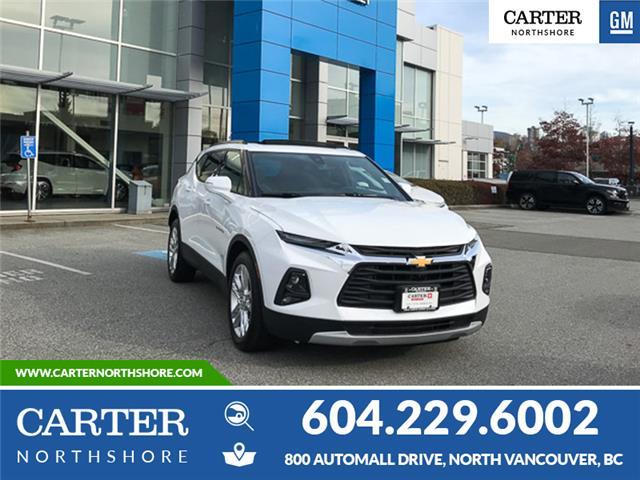 2019 Chevrolet Blazer 3.6 True North (Stk: 9BL6373T) in North Vancouver - Image 1 of 13