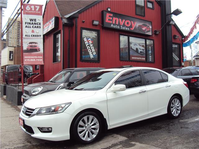 2013 Honda Accord EX-L (Stk: ) in Ottawa - Image 1 of 30