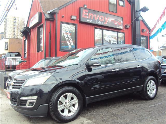 2013 Chevrolet Traverse 2LT (Stk: ) in Ottawa - Image 1 of 30