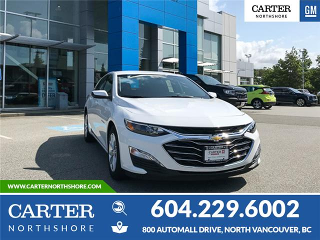 2019 Chevrolet Malibu LT (Stk: 9M75340) in North Vancouver - Image 1 of 13