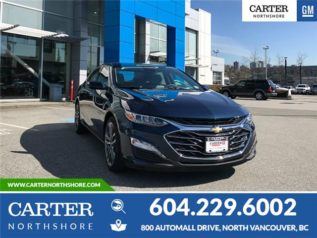 2019 Chevrolet Malibu Premier (Stk: 9M60110) in North Vancouver - Image 1 of 13