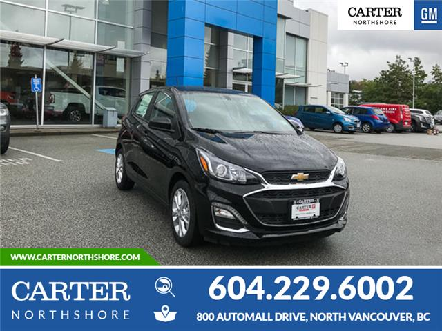 2019 Chevrolet Spark 1LT CVT (Stk: 9P54520) in North Vancouver - Image 1 of 13