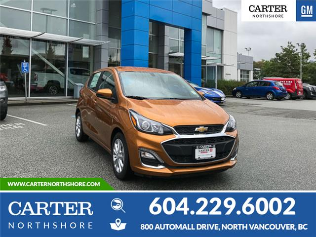 2019 Chevrolet Spark 1LT CVT (Stk: 9P74720) in North Vancouver - Image 1 of 13
