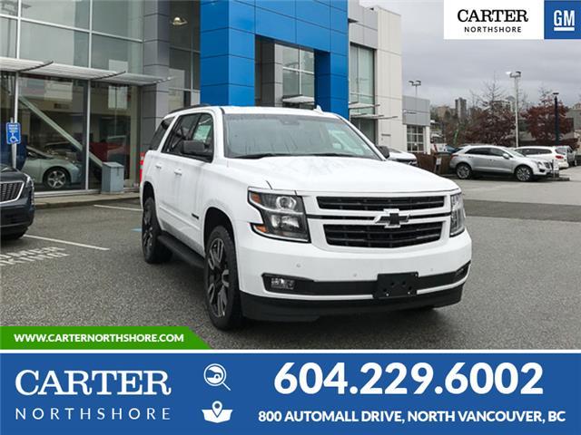 2019 Chevrolet Tahoe Premier (Stk: 9TA39480) in North Vancouver - Image 1 of 15